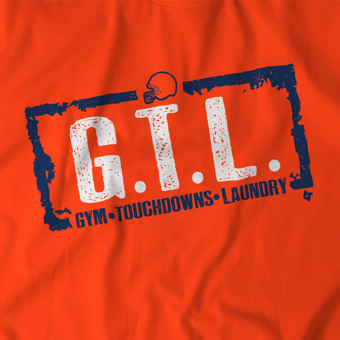 Gym Touchdowns Laundry