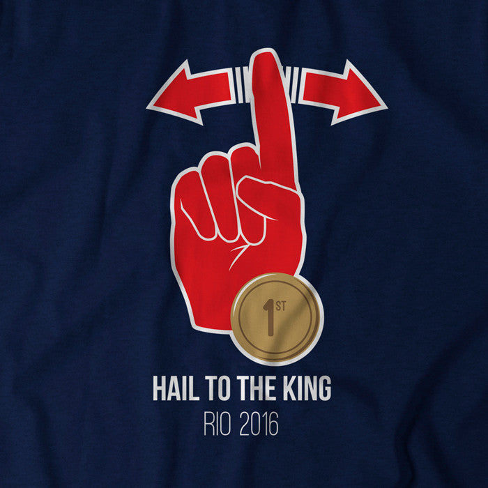 Hail to the King - BreakingT