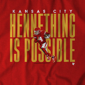 Chad Henne: Hennething is Possible