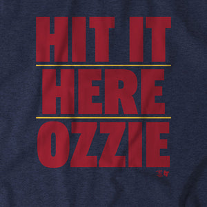 Hit It Here Ozzie