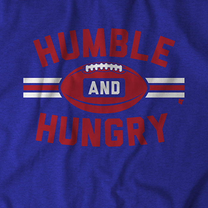 Humble and Hungry