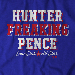 Hunter Freaking Pence