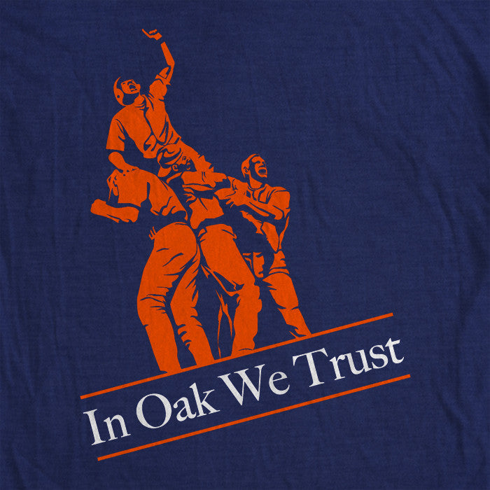 In Oak We Trust - BreakingT