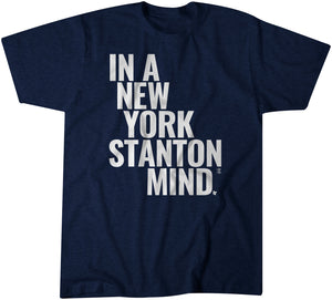 In A New York Stanton Mind