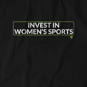 Invest in Women's Sports