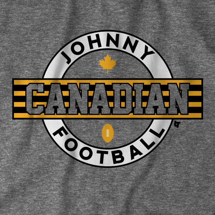 Johnny Canadian Football