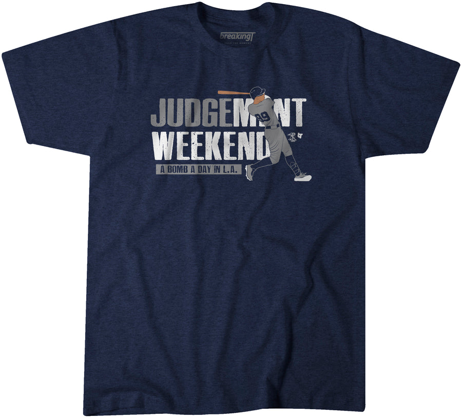 Judgement Weekend