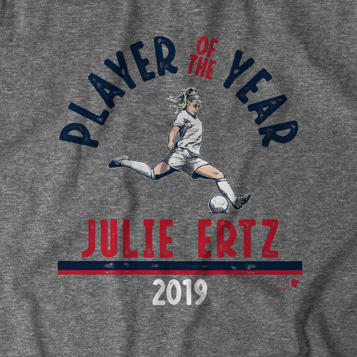 Julie Ertz: Player of the Year