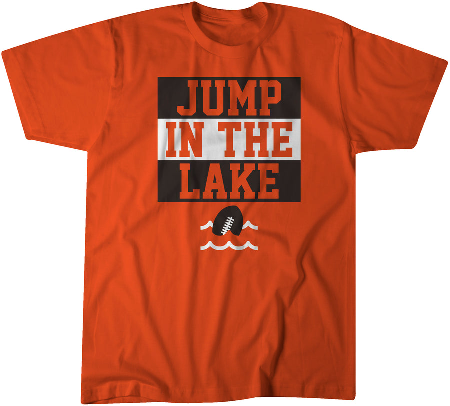 Jump In The Lake