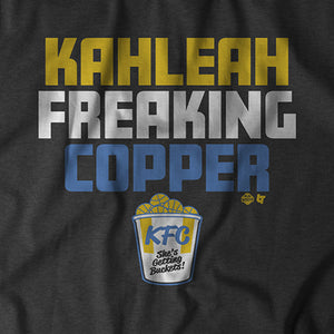Kahleah Freaking Copper