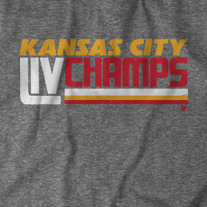 Kansas City LIV Champs