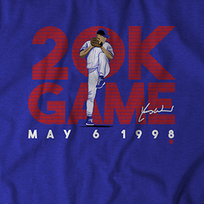 Kerry Wood: 20 K Game