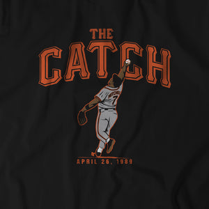 Kevin Mitchell: The Catch