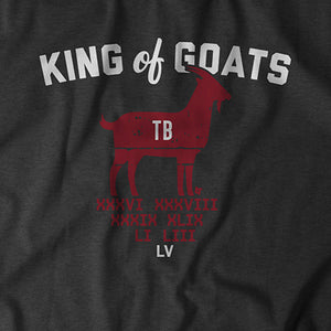King of GOATs