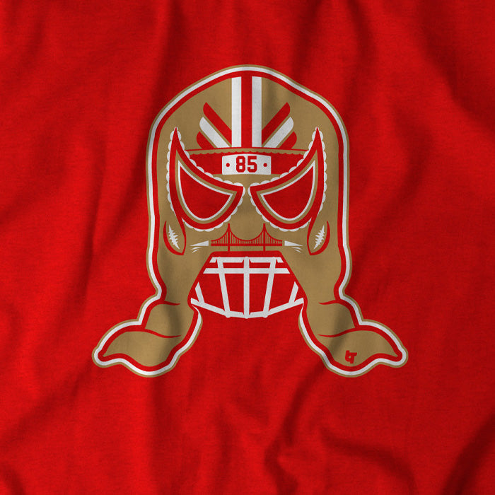 George Kittle Lucha Mask