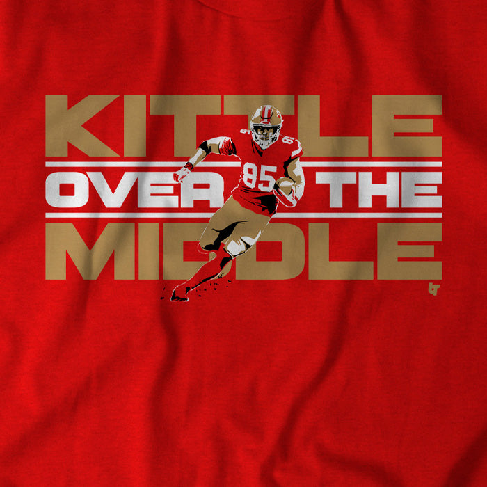 George Kittle: Over The Middle