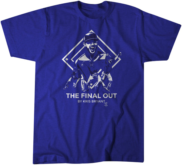 Final Out by Kris Bryant - BreakingT