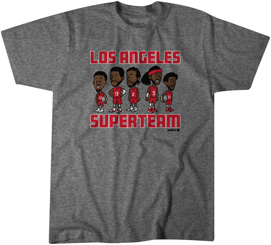 Los Angeles Superteam