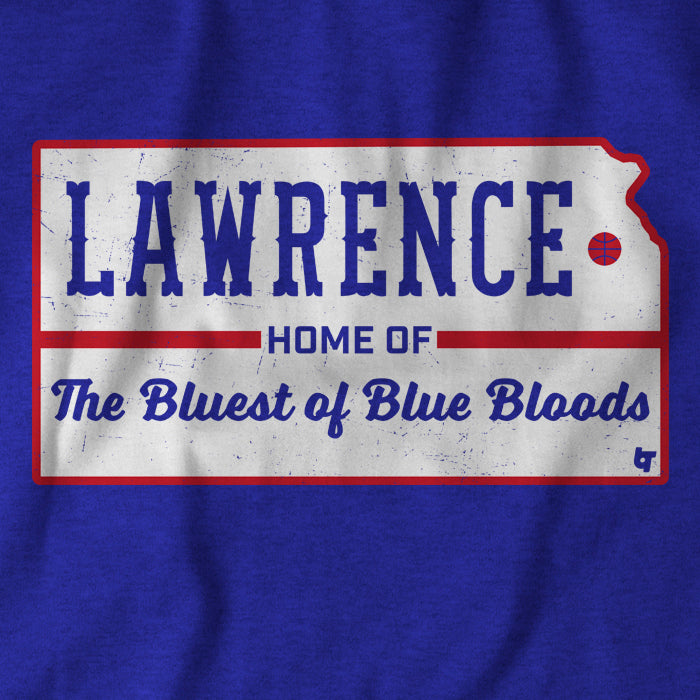 Lawrence Blue Bloods