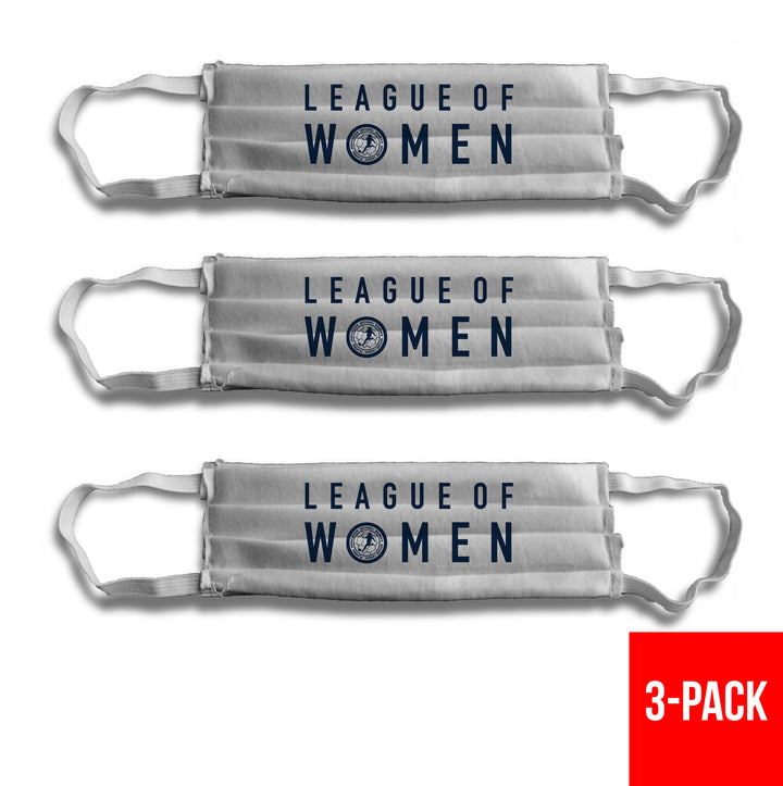 League of Women Mask Pack