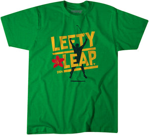 Lefty Leap