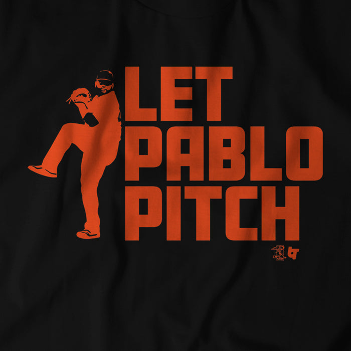 Let Pablo Pitch