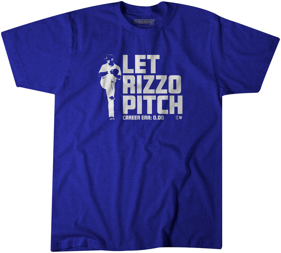 Let Rizzo Pitch