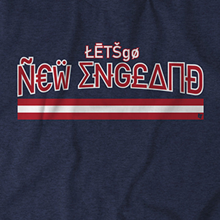 Let's Go New England