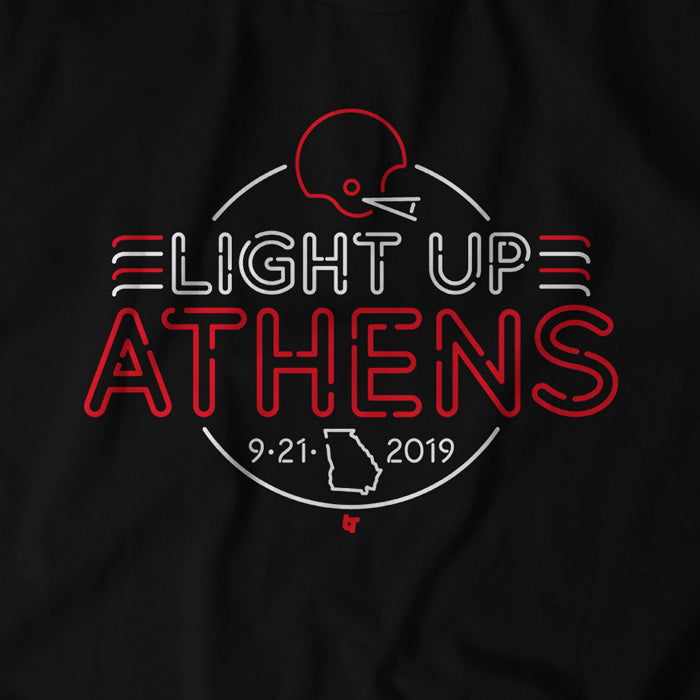 Light Up Athens
