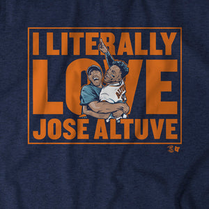 Literally Love Altuve 2019