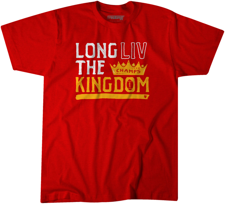 Long LIV the Kingdom