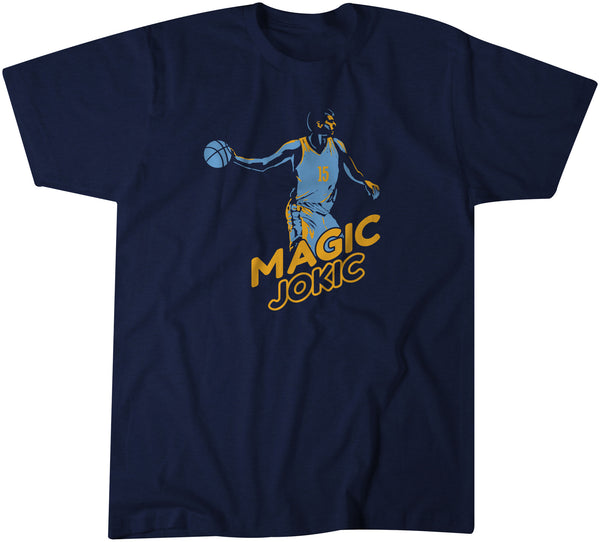 Magic Jokic - BreakingT