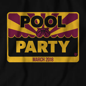 March Pool Party