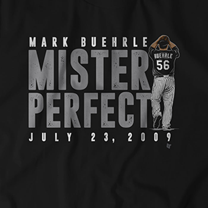 Mark Buehrle: Mister Perfect