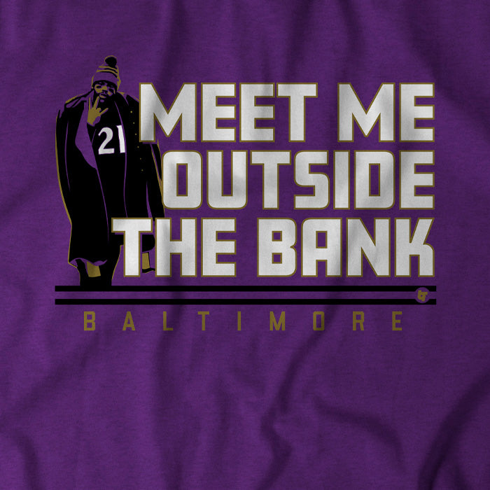 Meet Me Outside the Bank