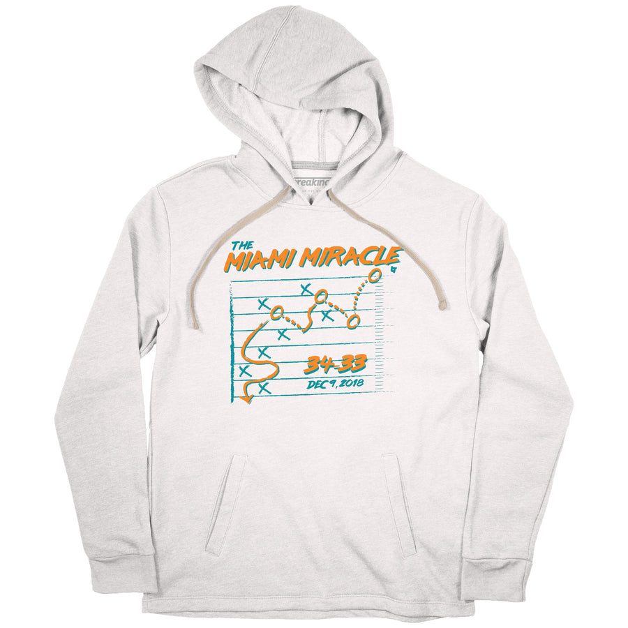 The Miami Miracle HOODIE