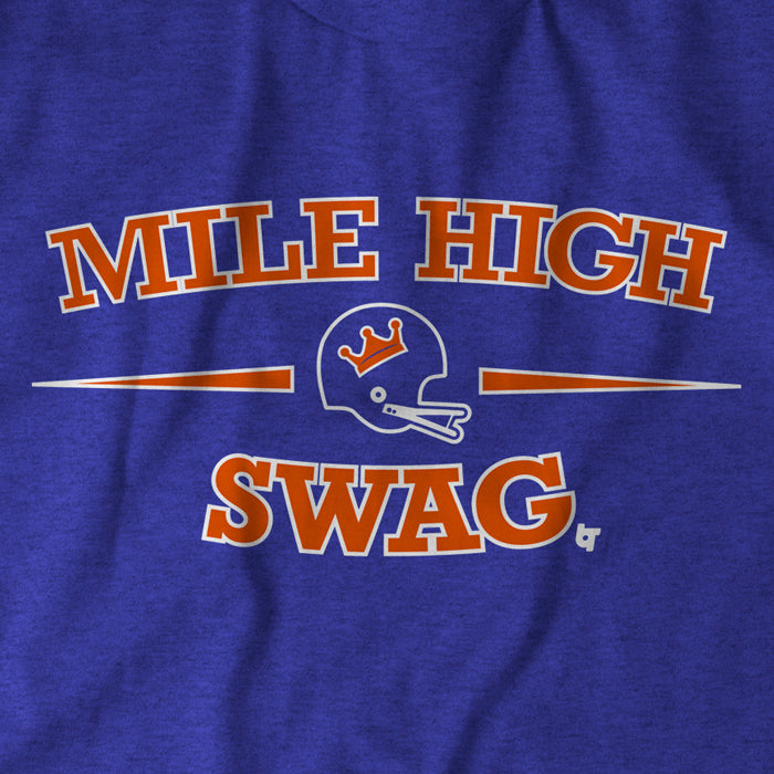 Mile High Swag