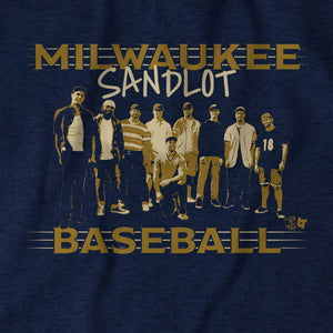 Milwaukee Sandlot Baseball