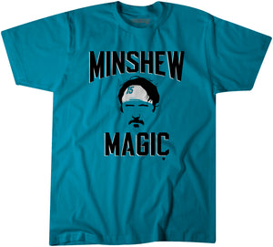 Gardner Minshew Magic