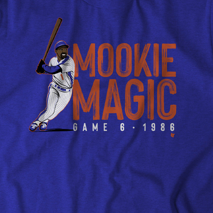 Mookie Wilson Magic