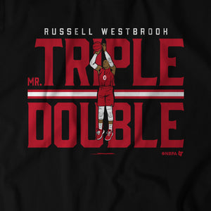 Mr. Triple Double