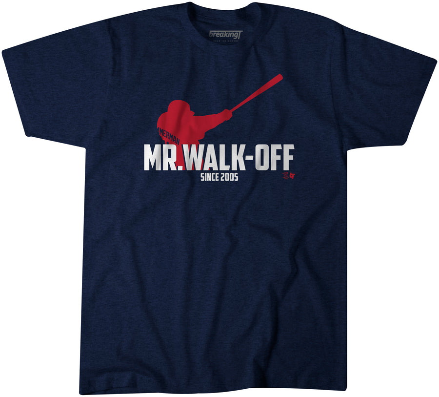 Mr. Walk-Off