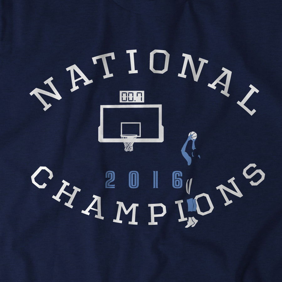 National Champions Buzzer Beater - BreakingT