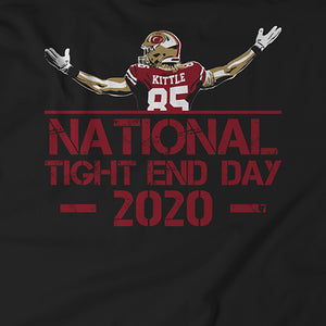 National Tight End Day 2020