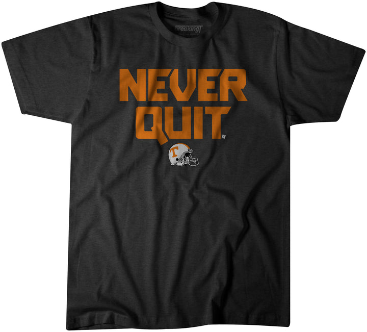 Tennessee Never Quit
