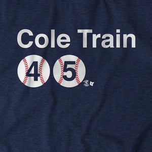 Bronx Cole Train