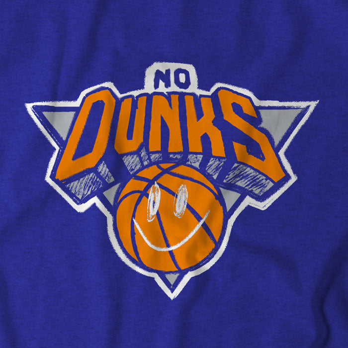 No Dunks: New York