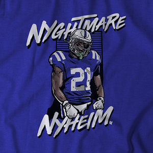 Nyheim Hines: Nyghtmare Nyheim
