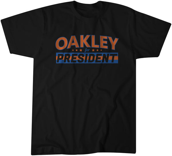 Oakley for President - BreakingT