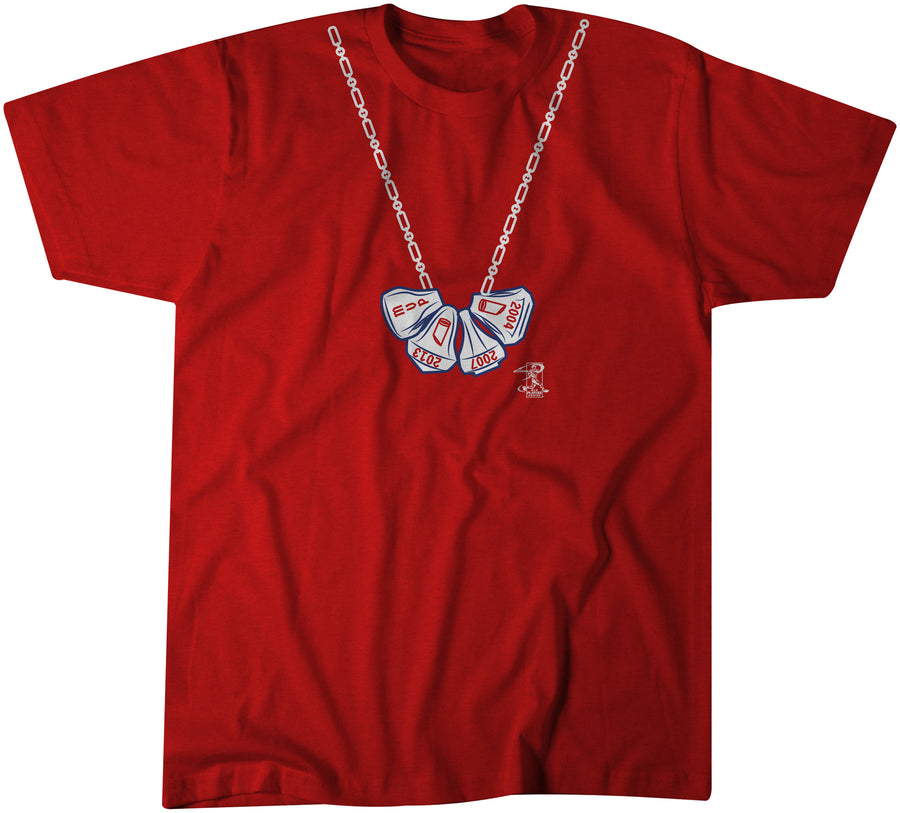 Big Papi Ring Necklace